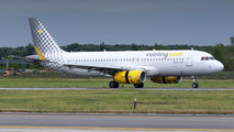 EC-MGE - Vueling Airlines Airbus A320 aircraft