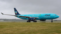 Azul Airbus A330 visited Amsterdam title=