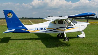 OK-UUA82 - Private Tecnam P92 Echo Super