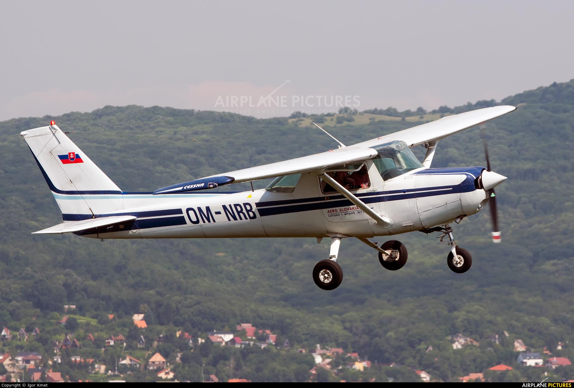 Aero Slovakia OM-NRB aircraft at In Flight - Slovakia