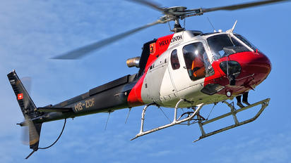 HB-ZCF - Private Eurocopter AS350B3
