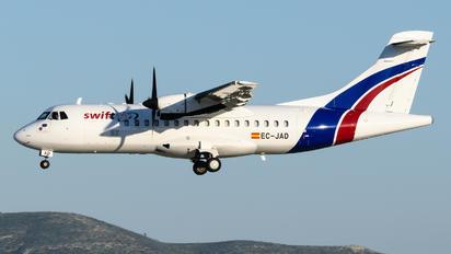 EC-JAD - Swiftair ATR 42 (all models)