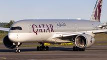 A7-AMI - Qatar Airways Airbus A350-900 aircraft