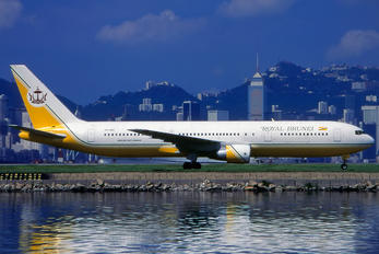 V8-RBG - Royal Brunei Airlines Boeing 767-300ER