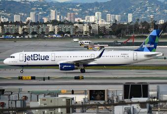 N945JT - JetBlue Airways Airbus A321