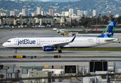 N945JT - JetBlue Airways Airbus A321 aircraft