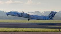 G-ECOC - Flybe de Havilland Canada DHC-8-400Q / Bombardier Q400 aircraft