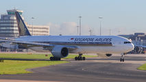 9V-SWP - Singapore Airlines Boeing 777-300ER aircraft