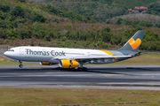 G-TCXC - Thomas Cook Airbus A330-200 aircraft