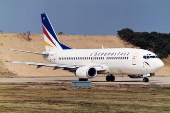 F-GIXF - L'Aeropostale Boeing 737-300QC