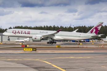 A7-ANP - Qatar Airways Airbus A350-1000