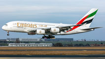 Emirates Airlines A6-EUI image