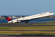 N945DN - Delta Air Lines McDonnell Douglas MD-90 aircraft