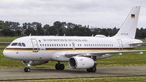 German Air Force A319CJ at Rotterdam title=