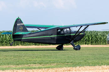 NC97966 - Private Stinson Voyager 150