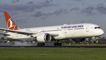TC-LLD - Turkish Airlines Boeing 787-9 Dreamliner aircraft