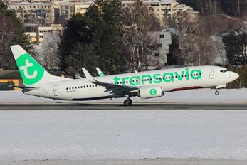 PH-HXN - Transavia Boeing 737-800