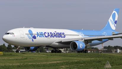 F-HPUJ - Air Caraibes Airbus A330-300