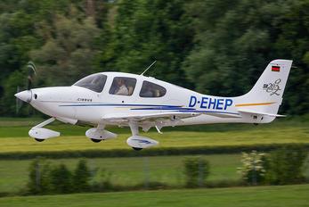 D-EHEP - Private Cirrus SR20