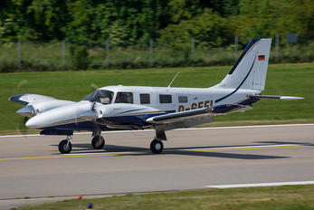 D-GEFI - Private Piper PA-34 Seneca