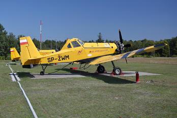 SP-ZWM - ZUA Mielec PZL M-18B Dromader