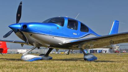 N247JA - Private Cirrus SR22T