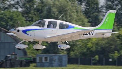 N123AN - Private Cirrus SR20