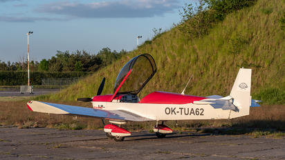 OK-TUA62 - Private Zenith - Zenair CH601 UL
