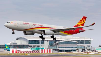 B-1020 - Hainan Airlines Airbus A330-300