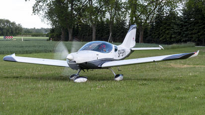 SPSPY - Private Czech Sport Aircraft PS-28 Cruiser