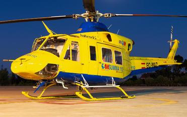 EC-MAZ - Babcock M.C.S. Spain Bell 412EP