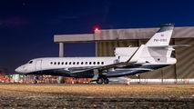 PH-GWS - Exxaero Dassault Falcon 7X aircraft