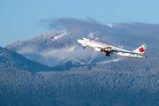 C-FDQV - Air Canada Airbus A320 aircraft