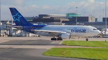 C-GTSY - Air Transat Airbus A310 aircraft