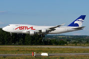 TF-AMM - Astral Aviation Boeing 747-400BCF, SF, BDSF aircraft