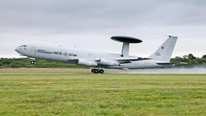 LX-N90451 - NATO Boeing E-3A Sentry