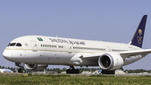 HZ-AR12 - Saudi Arabian Airlines Boeing 787-9 Dreamliner aircraft