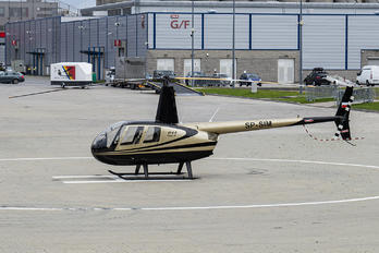 SP-SIM - Private Robinson R44 Raven I