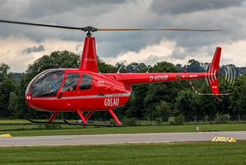D-HOHM - Private Robinson R44 Astro / Raven