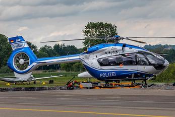 D-HBWU - Germany - Police Eurocopter H145