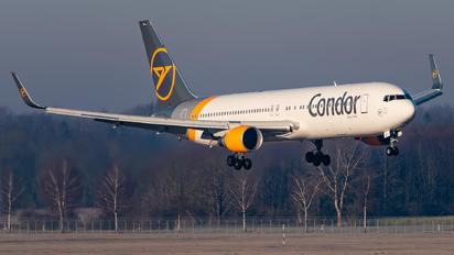 D-ABUB - Condor Boeing 767-300ER