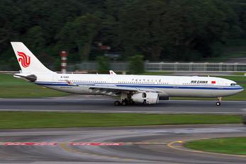 B-5901 - Air China Airbus A330-300