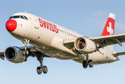 HB-IJQ - Swiss Airbus A320 aircraft