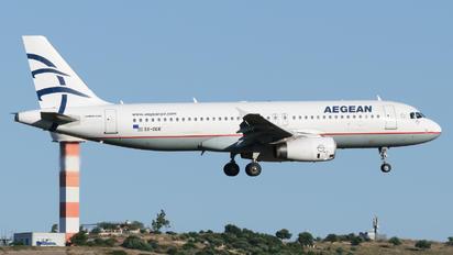 SX-DGK - Aegean Airlines Airbus A320