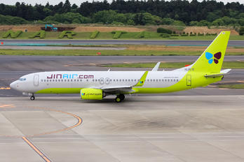 HL8015 - Jin Air Boeing 737-800