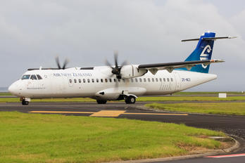 ZK-MCX - Air New Zealand Link - Mount Cook Airline ATR 72 (all models)