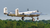 N6123C - The Flying Bulls North American B-25J Mitchell aircraft