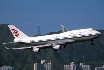 B-2466 - Air China Boeing 747-400