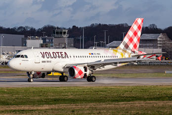 EC-NDG - Volotea Airlines Airbus A319