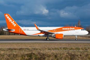 HB-JXN - easyJet Switzerland Airbus A320